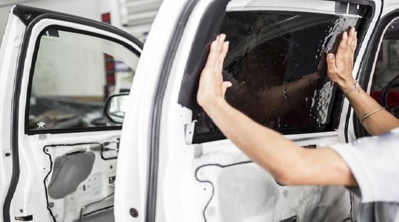 Car Windows Tinting