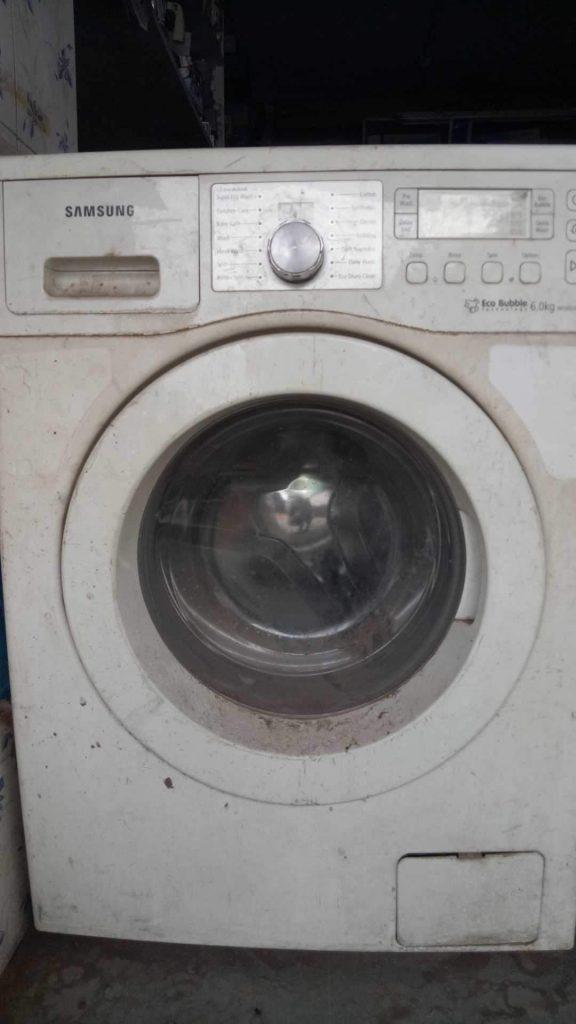 industrial washing machine