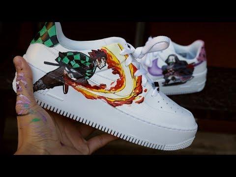 Demon Slayer Shoes